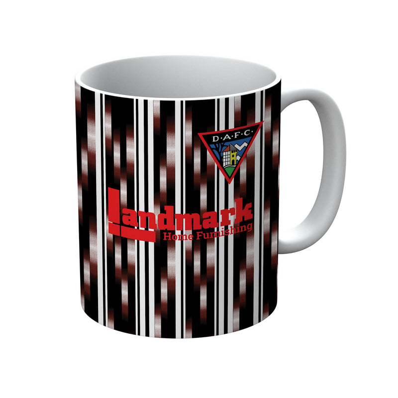 Dunfermline Athletic F.C. 1992-1994 Home Shirt Mug