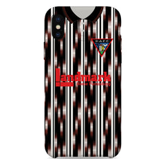 Dunfermline Athletic F.C. 1992-1994 Home Shirt Phone Case