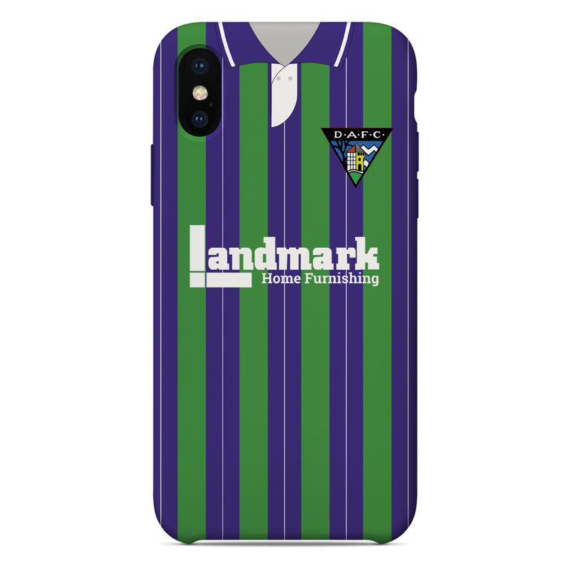 Dunfermline Athletic F.C. 1993/94 Away Shirt Phone Case