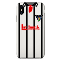 Dunfermline Athletic F.C. 1994-1996 Home Shirt Phone Case