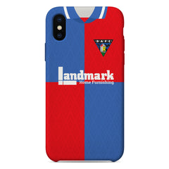 Dunfermline Athletic F.C. 1995-1997 Away Shirt Phone Case