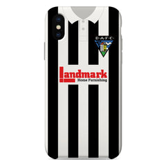Dunfermline Athletic F.C. 1997-1999 Home Shirt Phone Case