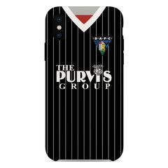 Dunfermline Athletic F.C. 2006/07 Home Shirt Phone Case