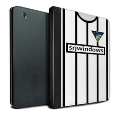 Dunfermline Athletic F.C. 1980-1982 Home Shirt iPad Case