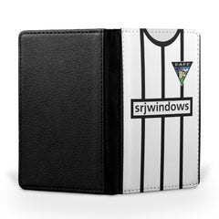 Dunfermline Athletic F.C. 2017/18 Home Shirt Passport Case