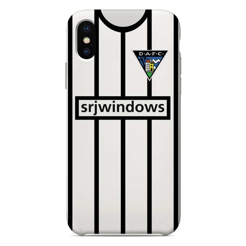 Dunfermline Athletic F.C. 1980-82 Home Shirt Phone Case