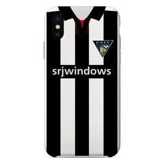 Dunfermline Athletic F.C. 2018/19 Home Shirt Phone Case