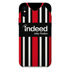 Eintracht Frankfurt 2019/20 Home Shirt Phone Case