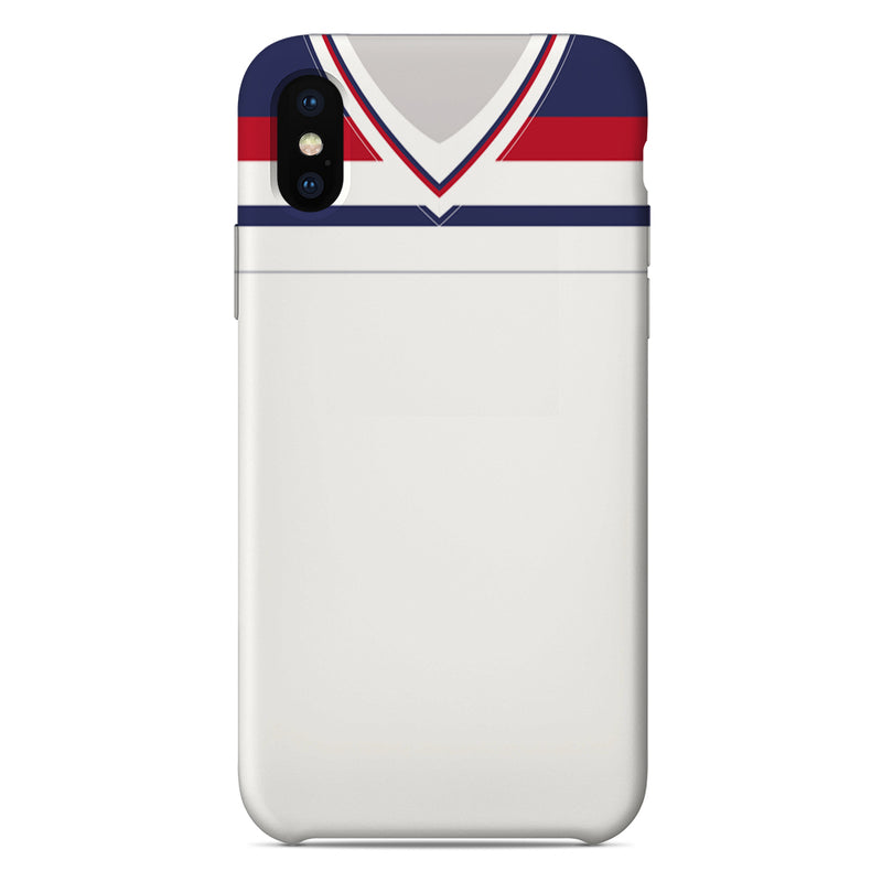 England World Cup 1982 Home Shirt Phone Case