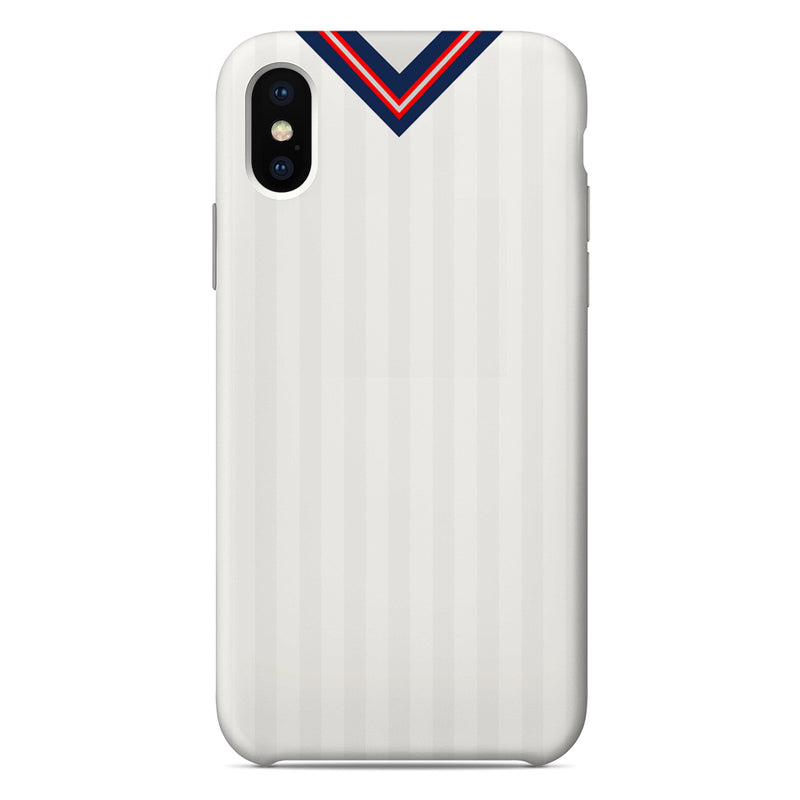 England World Cup 1986 Home Shirt Phone Case