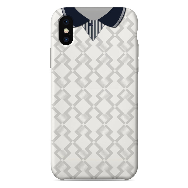 England World Cup 1990 Home Shirt Phone Case