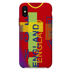 England 1995/96 Goalkeeper Shirt Phone Case