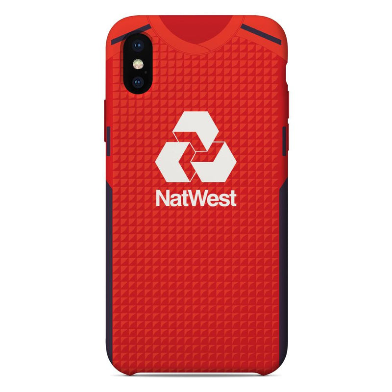 England Cricket 1992 World Cup Shirt Phone Case