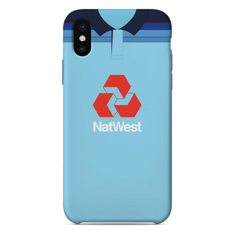 Partick Thistle F.C. 2019/20 Home Shirt Phone Case
