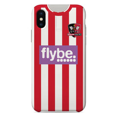 Exeter City F.C. 2019/20 Home Shirt Phone Case