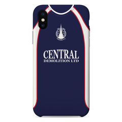 Falkirk F.C. 2005/06 Home Shirt Phone Case