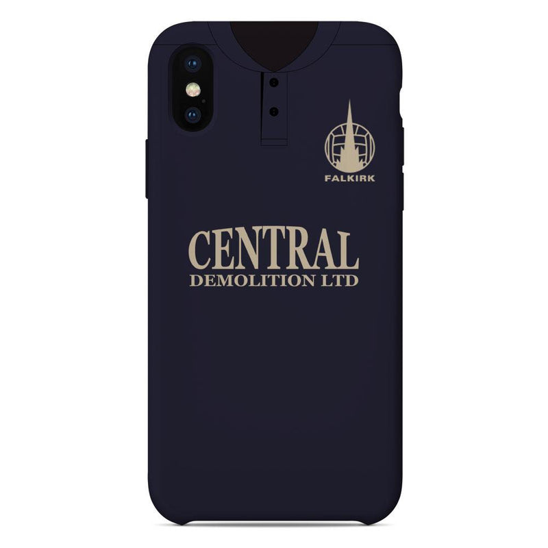 Falkirk F.C. 2015/16 Home Shirt Phone Case