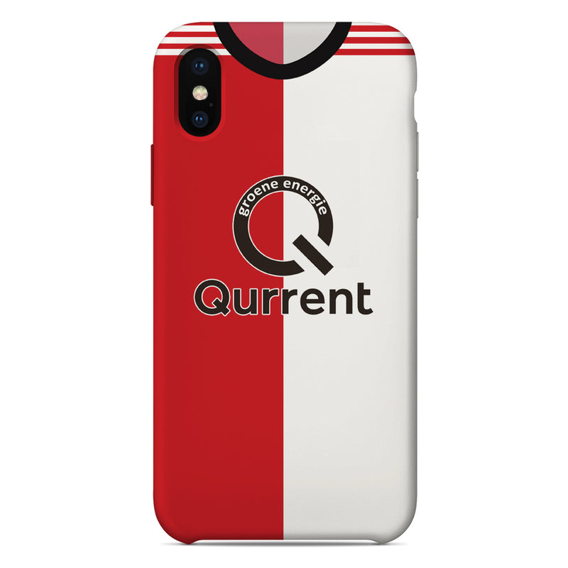 Feyenoord 2017/18 Home Shirt Phone Case