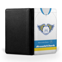 Fife Flyers 2019/20 Away Shirt Passport Case