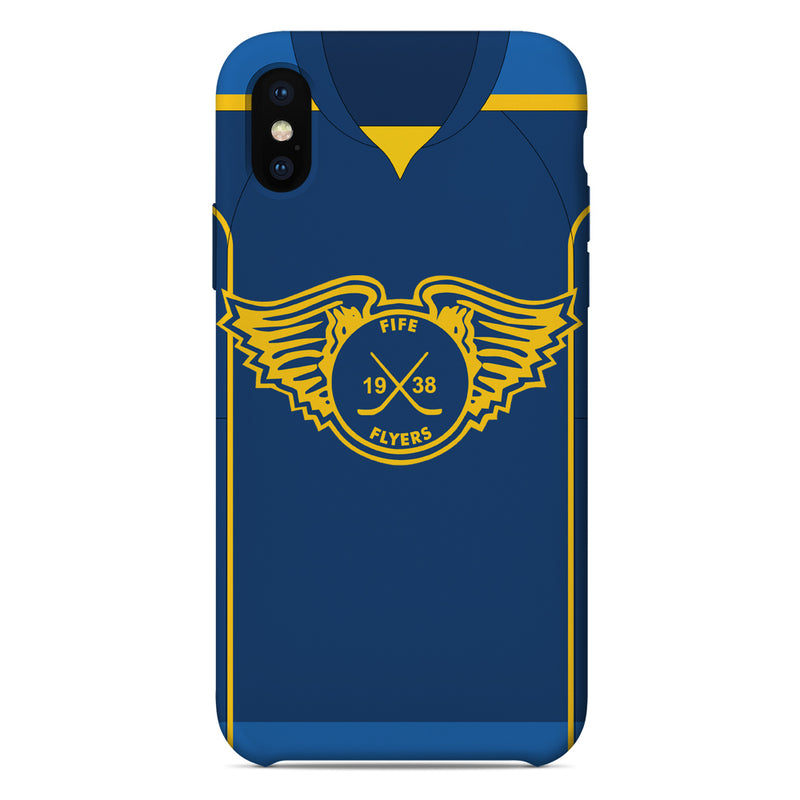 Fife Flyers 2019/20 Preseason Home Jersey Phone Case
