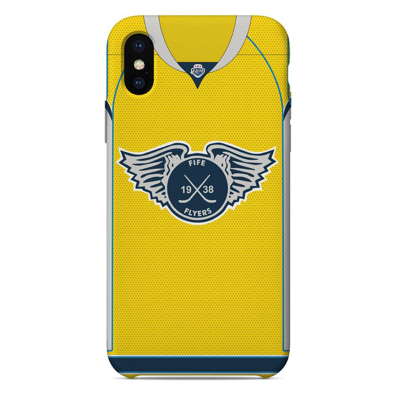 Fife Flyers 2019/20 Warmup Away Jersey Phone Case