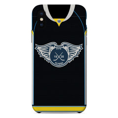 Fife Flyers 2019/20 Warmup Home Jersey Phone Case