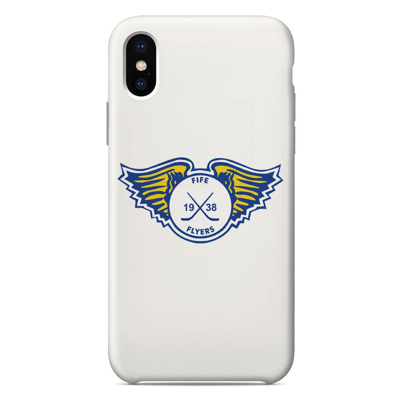 Fife Flyers Logo White Phone Case