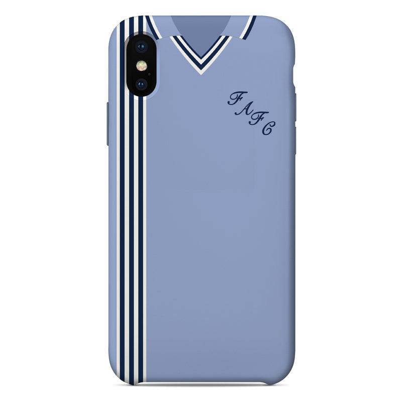 Forfar Athletic F.C. 1977-1980 Home Shirt Phone Case