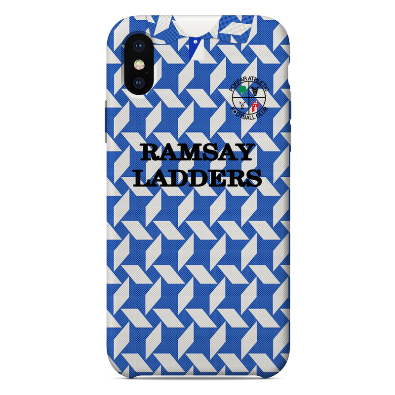 Forfar Athletic 1977-1980 Home Shirt Phone Case
