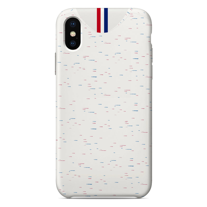 France 2018/19 Home Shirt Phone Case