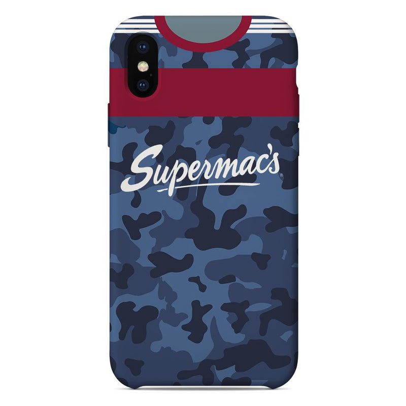 Galway GAA 2018 Home Shirt Phone Case
