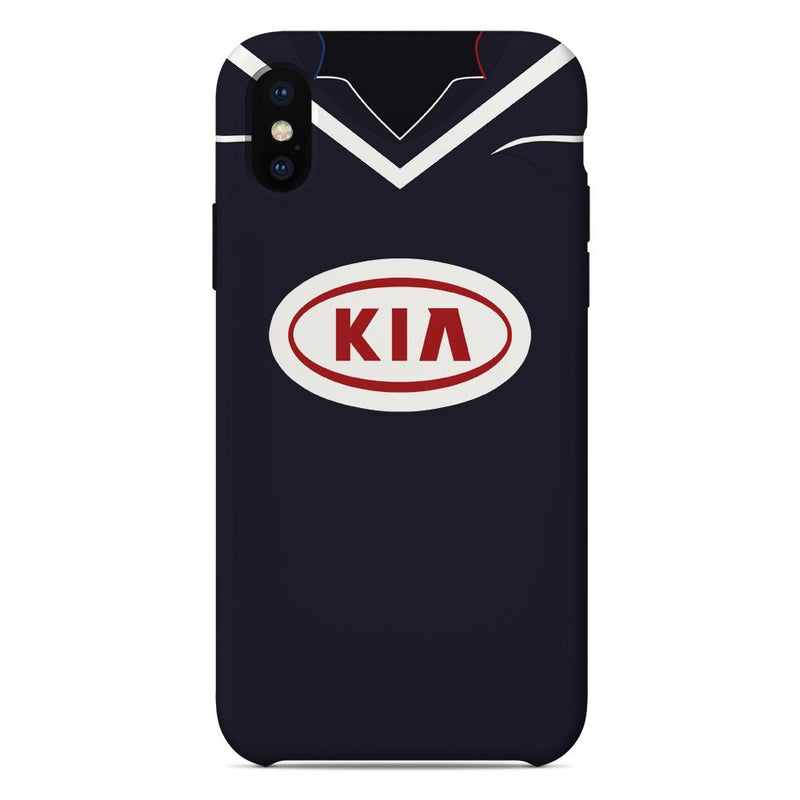 Girondins de Bordeaux 2010/11 Home Shirt Phone Case