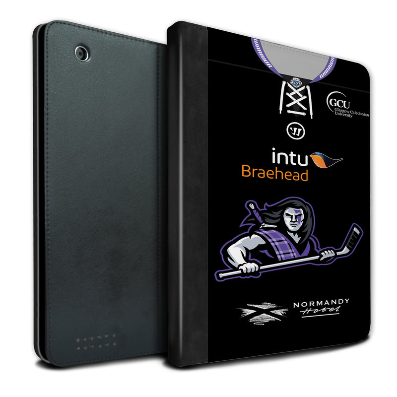 Glasgow Clan 2018/19 Alternate Jersey iPad Case