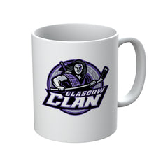 Glasgow Clan 2018/19 Away Jersey Mug