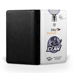 Glasgow Clan 2018/19 Away Jersey Passport Case