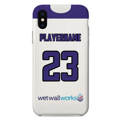 Glasgow Clan 2019/20 Away Jersey Phone Case