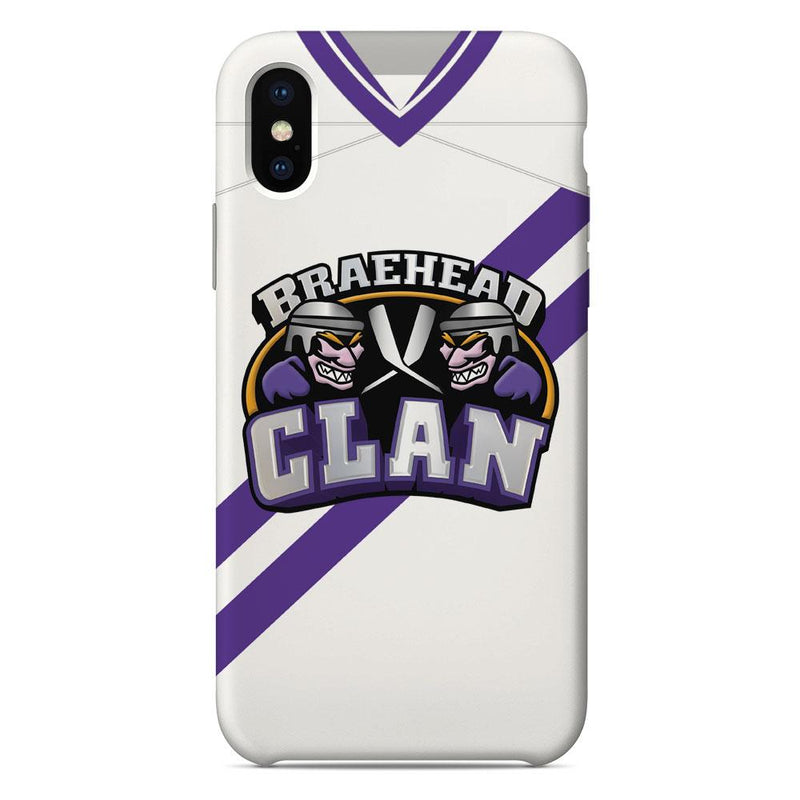 Glasgow Clan / Braehead Clan Claniversary Jersey Phone Case