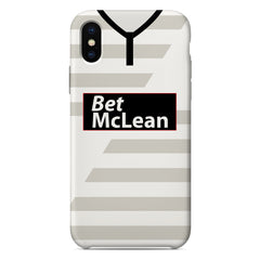 Glentoran 2018/19 Away Shirt Phone Case