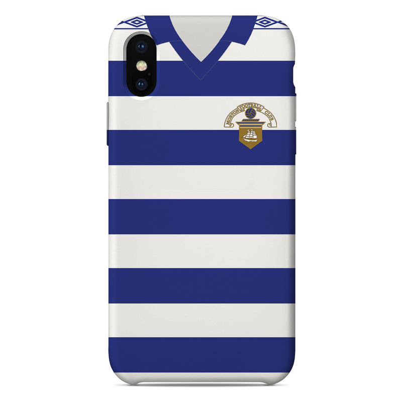 Greenock Morton F.C. 1978/79 Away Shirt Phone Case