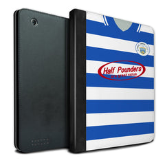 Greenock Morton F.C. 2002-2003 Home Shirt iPad Case