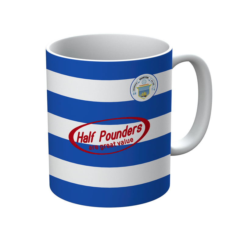 Greenock Morton F.C. 2002/03 Home Shirt Mug
