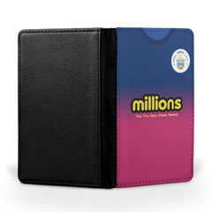 Greenock Morton F.C. 2014/15 Away Shirt Passport Case