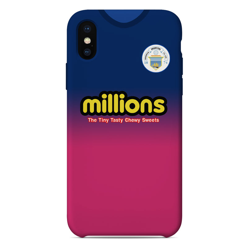 Greenock Morton F.C. 2014/15 Away Shirt Phone Case