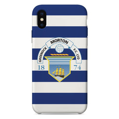 Greenock Morton F.C. Crest  Phone Case
