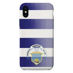 Greenock Morton F.C. Crest 2018 Home Phone Case