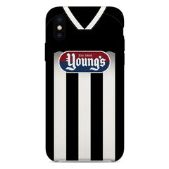 Grimsby Town 1988/89 Home Shirt Phone Case
