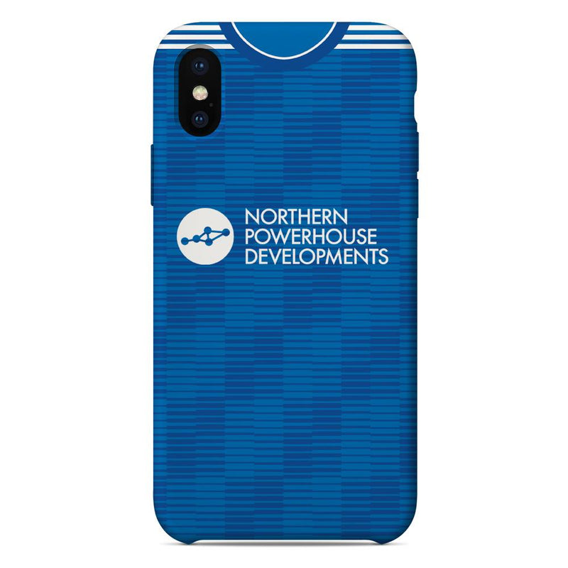 Halifax Town 2018/19 Home Shirt Phone Case
