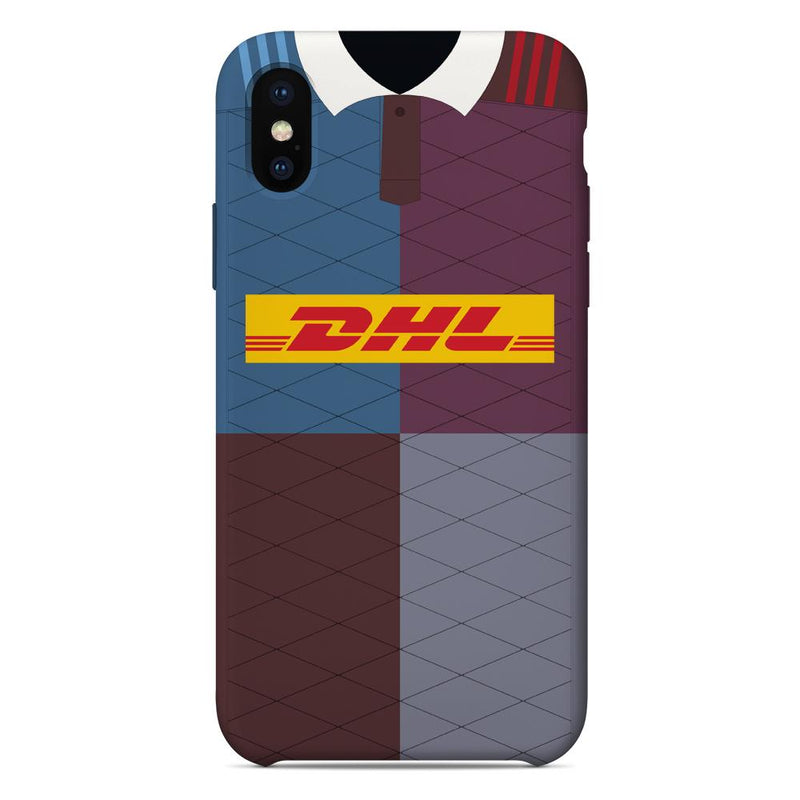 Harlequins 1997/98 Home Shirt Phone Case