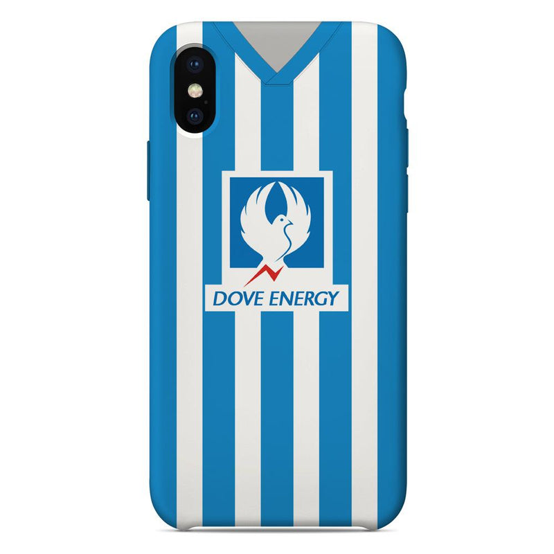 Hartlepool United 2014/15 Home Shirt Phone Case