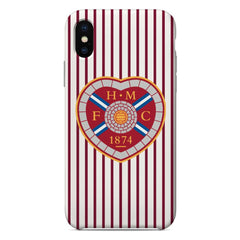 Heart of Midlothian F.C. Crest 1989 Away Phone Case